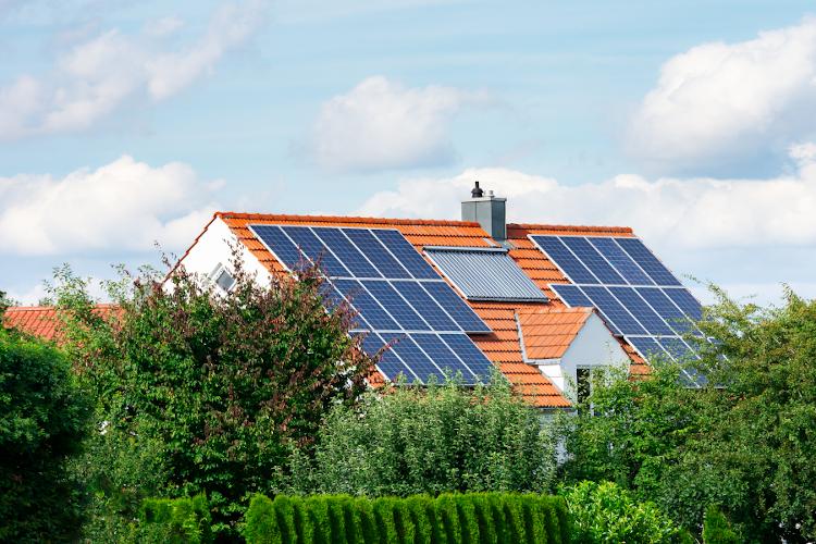 instlación de placas solares fotovoltáicas